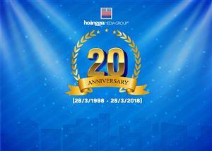 Hoàng Gia Media Group tri ân khách hàng nhân kỷ niệm 20 năm thành lập