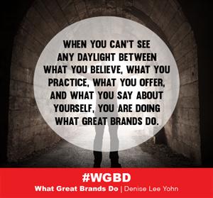 Điều gì kiến tạo một thương hiệu mạnh mẽ?