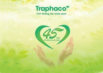 Traphaco 45 năm - Khát vọng xanh trên con đường huyền thoại