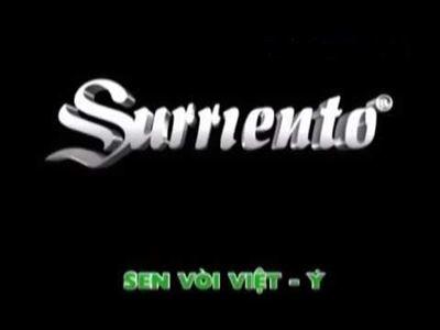 """""""Surriento…Giai điệu thân quen"""""""