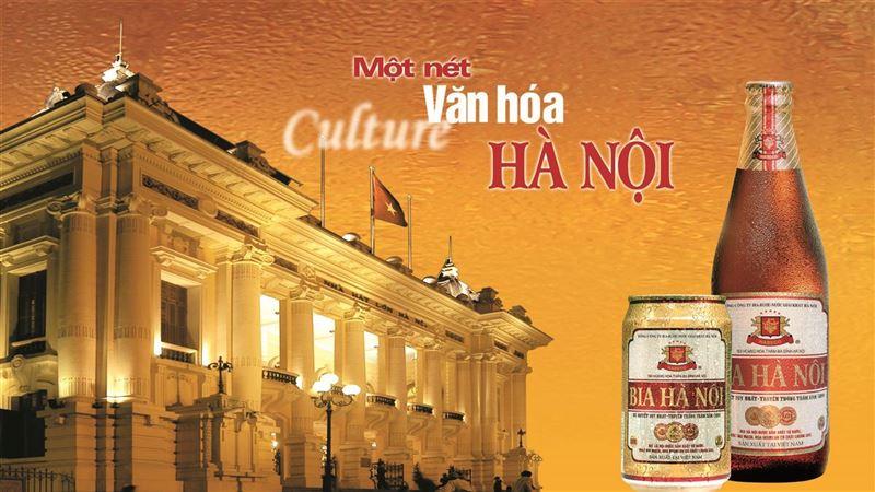 Bia Hà Nội – một nét văn hóa Hà Nội (Tạo sự bùng nổ sản phẩm và thay đổi xu hướng tiêu dùng xã hội)